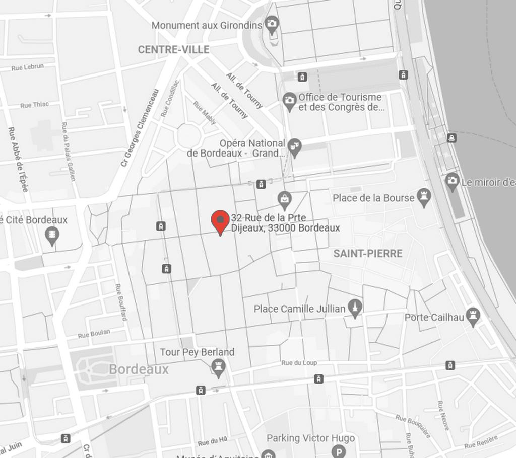 maps c3 bordeaux